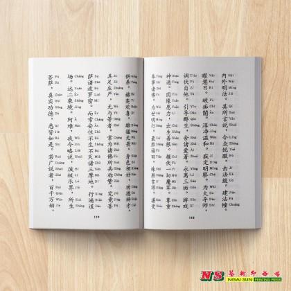 佛说大乘无量寿庄严清净平等觉经 - 读经本系列